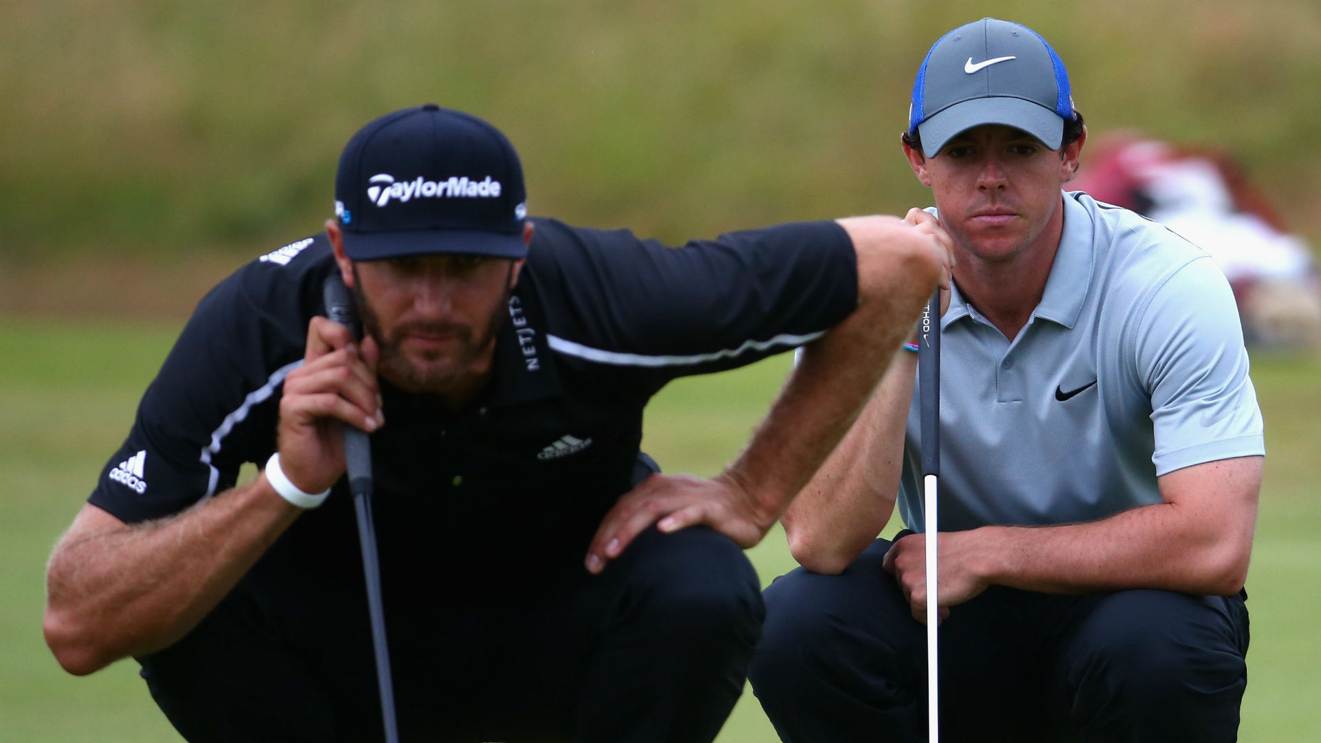 Coronavirus: McIlroy and Johnson to team up in $3m charity skins event
