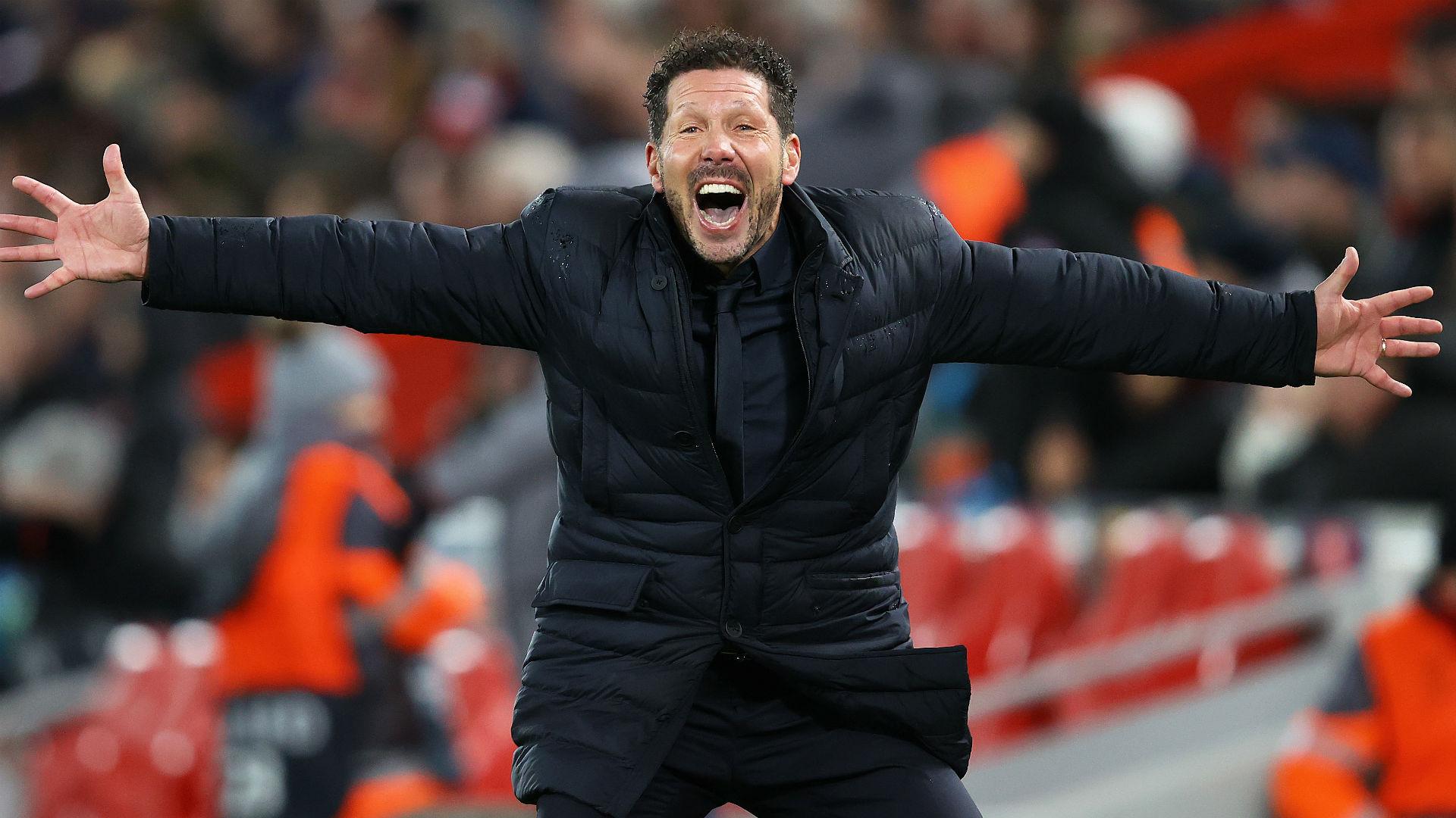 Diego Simeone has a job for life at Atletico, says Unai Emery