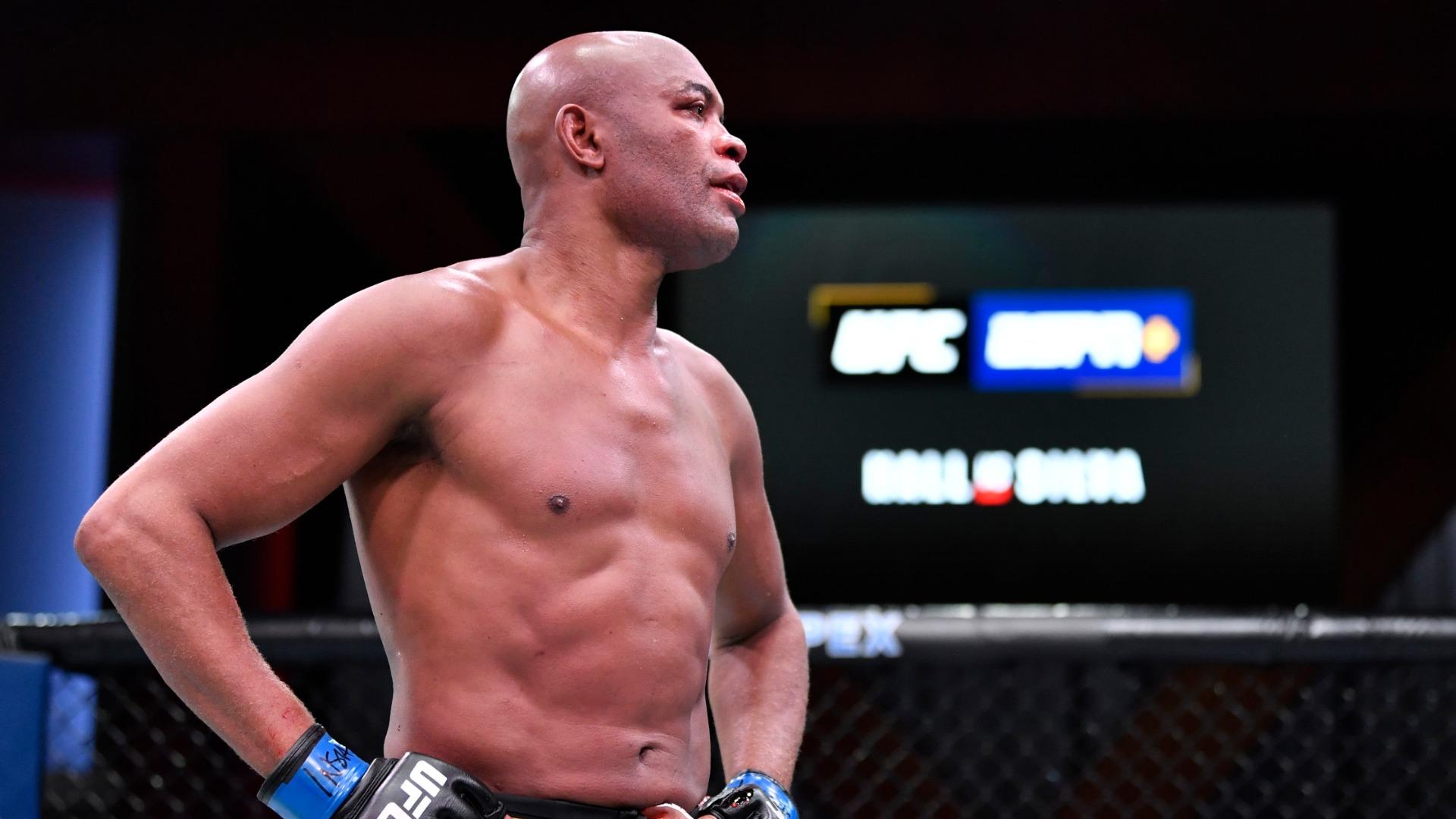 Anderson Silva should never fight again – White