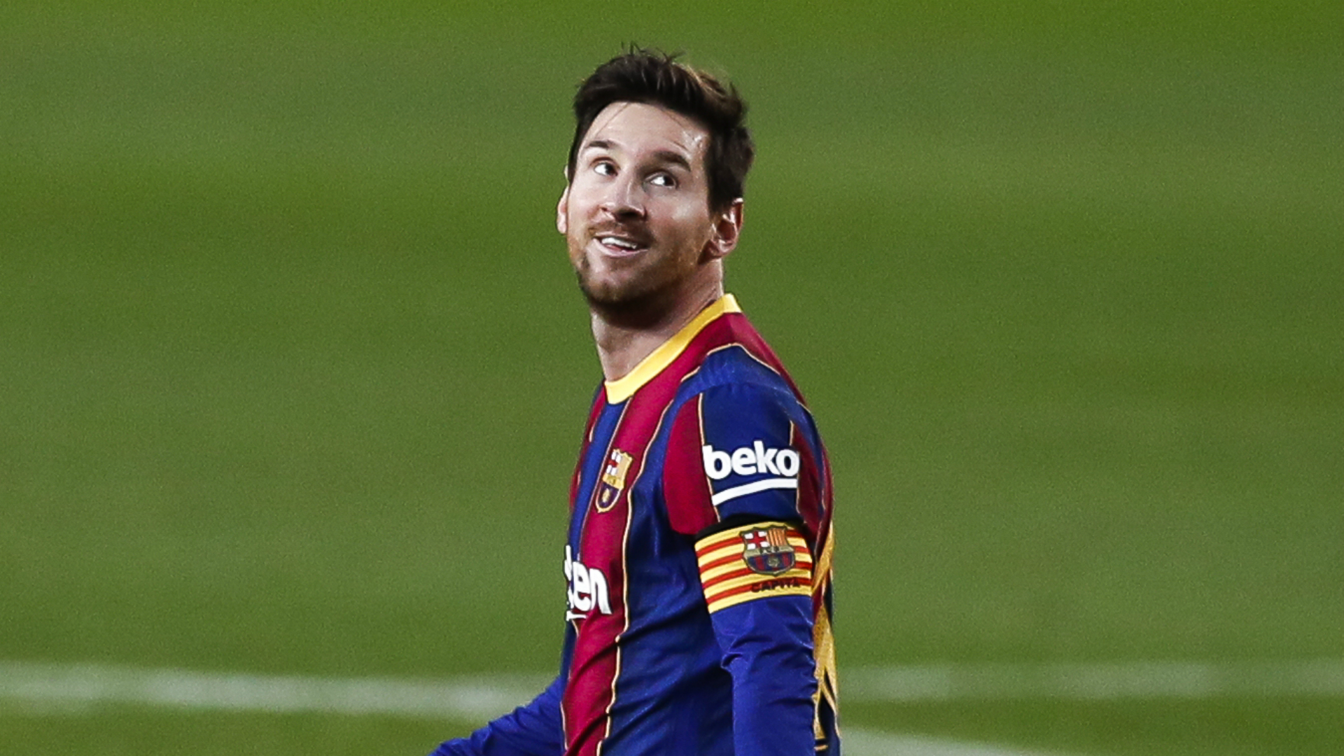Messi was unhappy when I arrived at Barca but he is still the best - Koeman