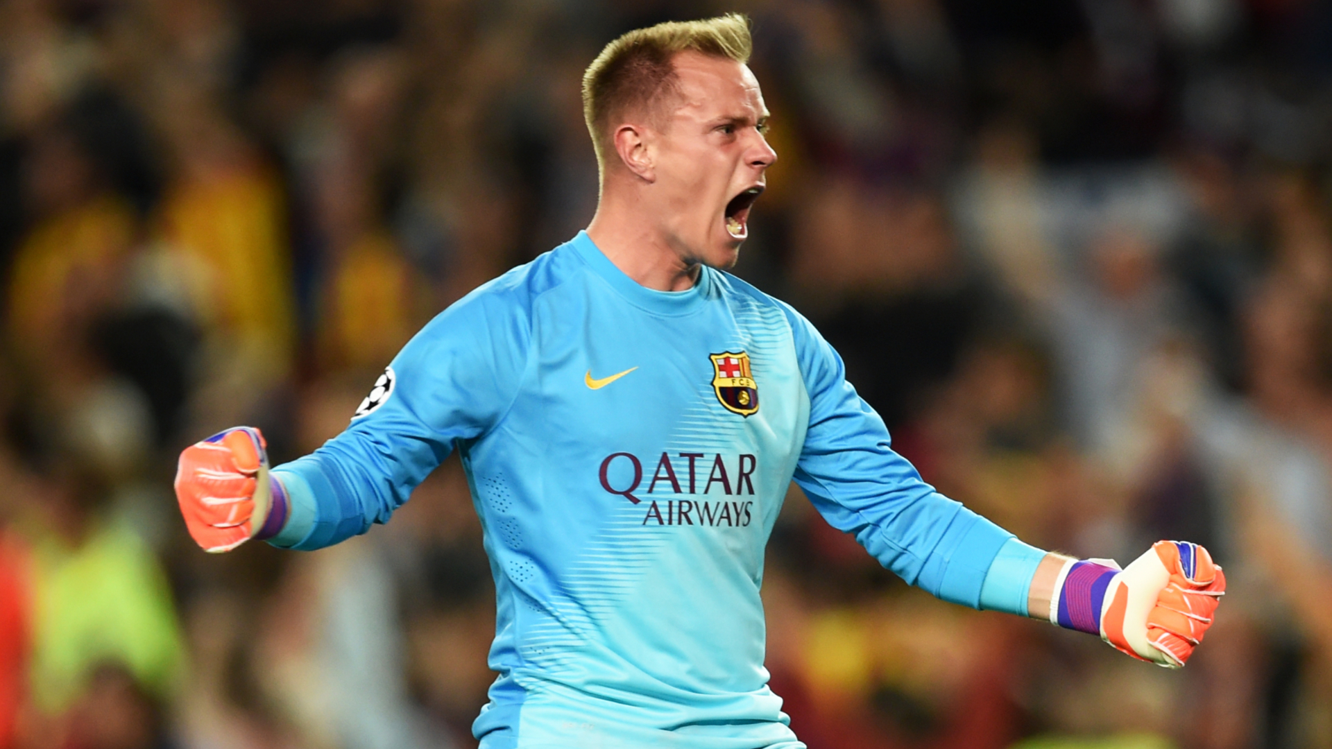 Ter Stegen desperate for more trophies after extending Barcelona contract