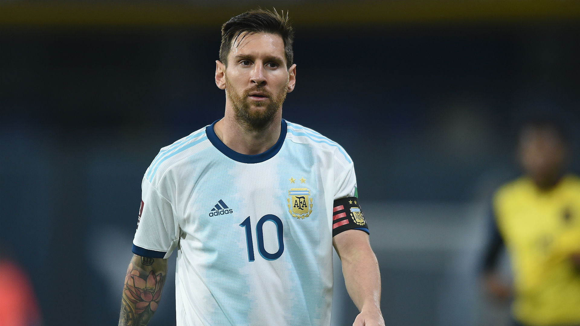 Messi fit for Argentina's World Cup qualifiers despite ankle issue - Scaloni