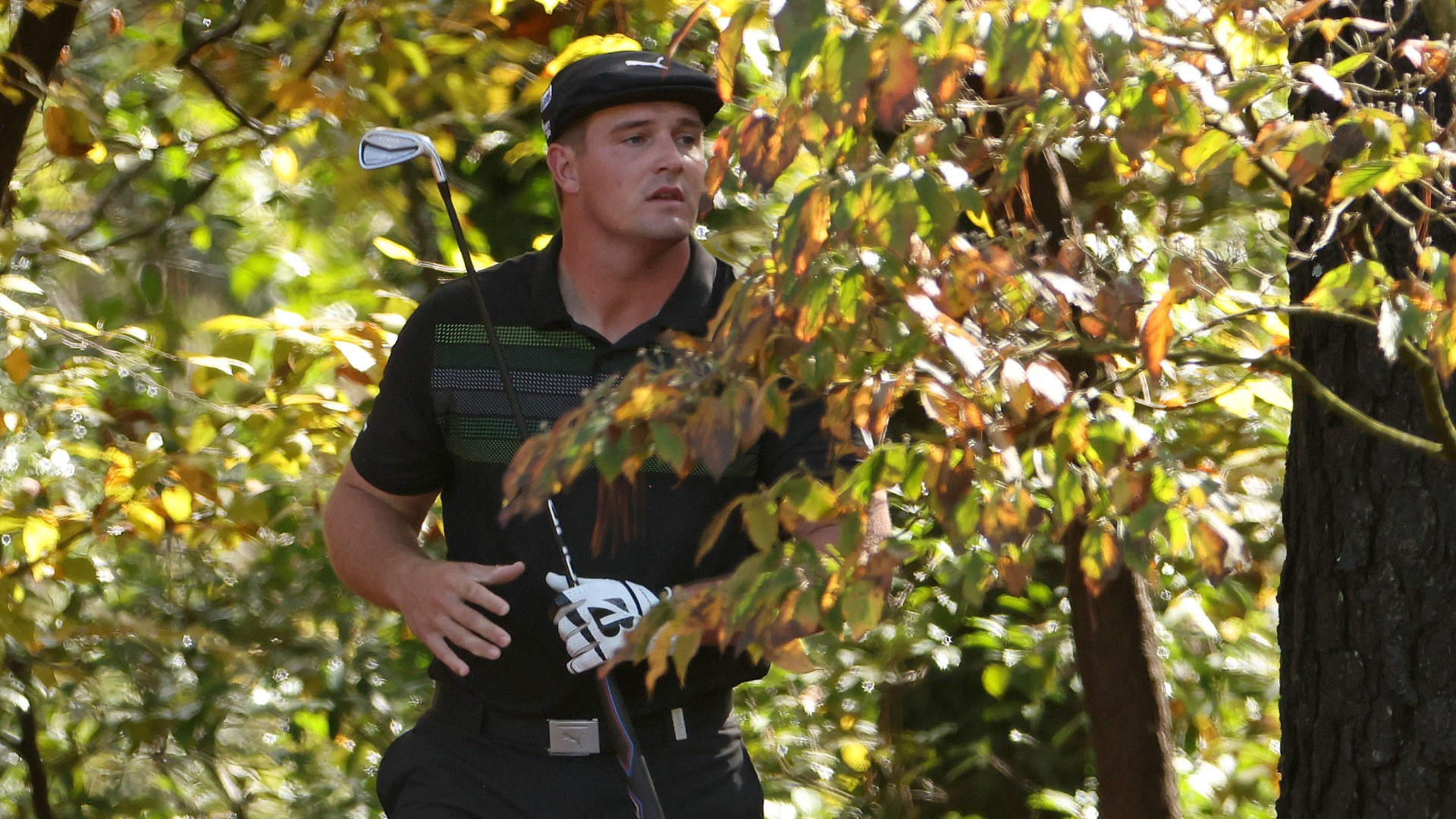 The Masters: 'Greedy' Bryson DeChambeau recovers after Augusta bites back