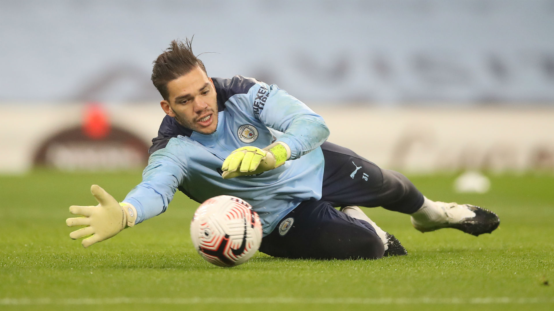 Ederson to start for Brazil, Menino cut after positive COVID-19 test
