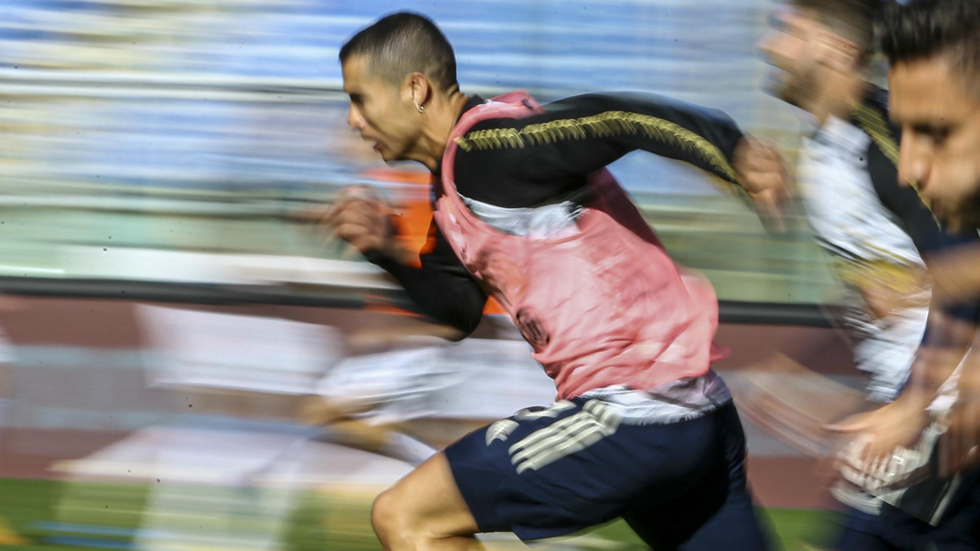 Cristiano Ronaldo definitely faster than me – Usain Bolt