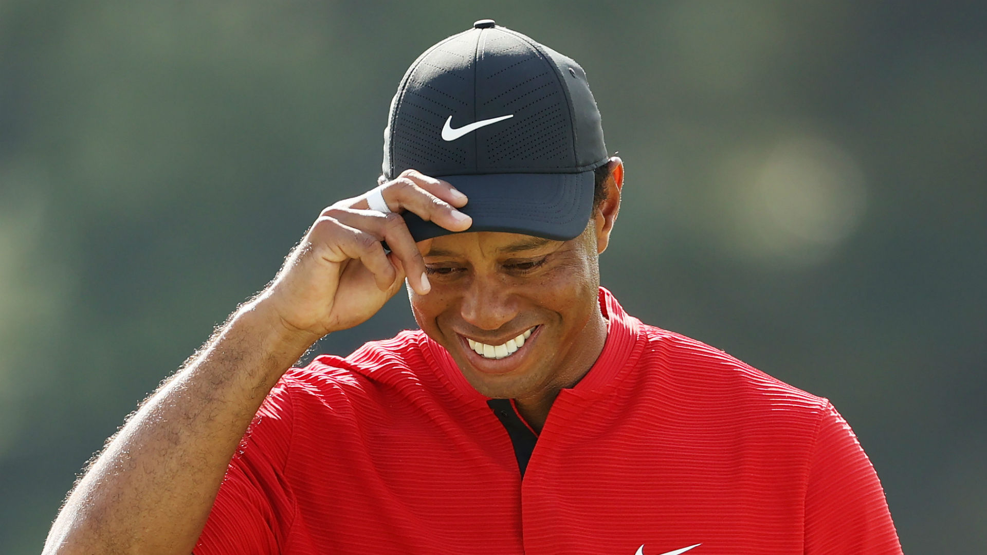 The Masters: Woods proud of response following 12th-hole nightmare