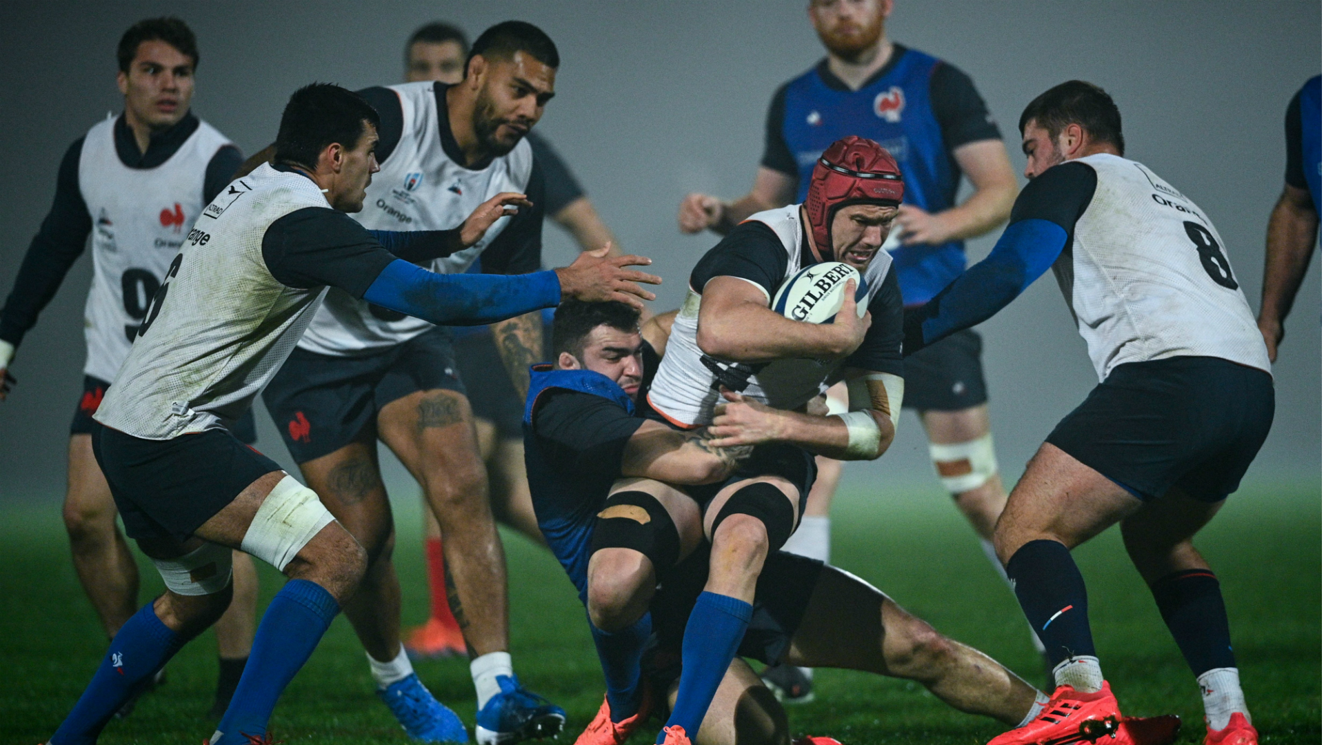 France awarded 28-0 win over Fiji in Autumn Nations Cup