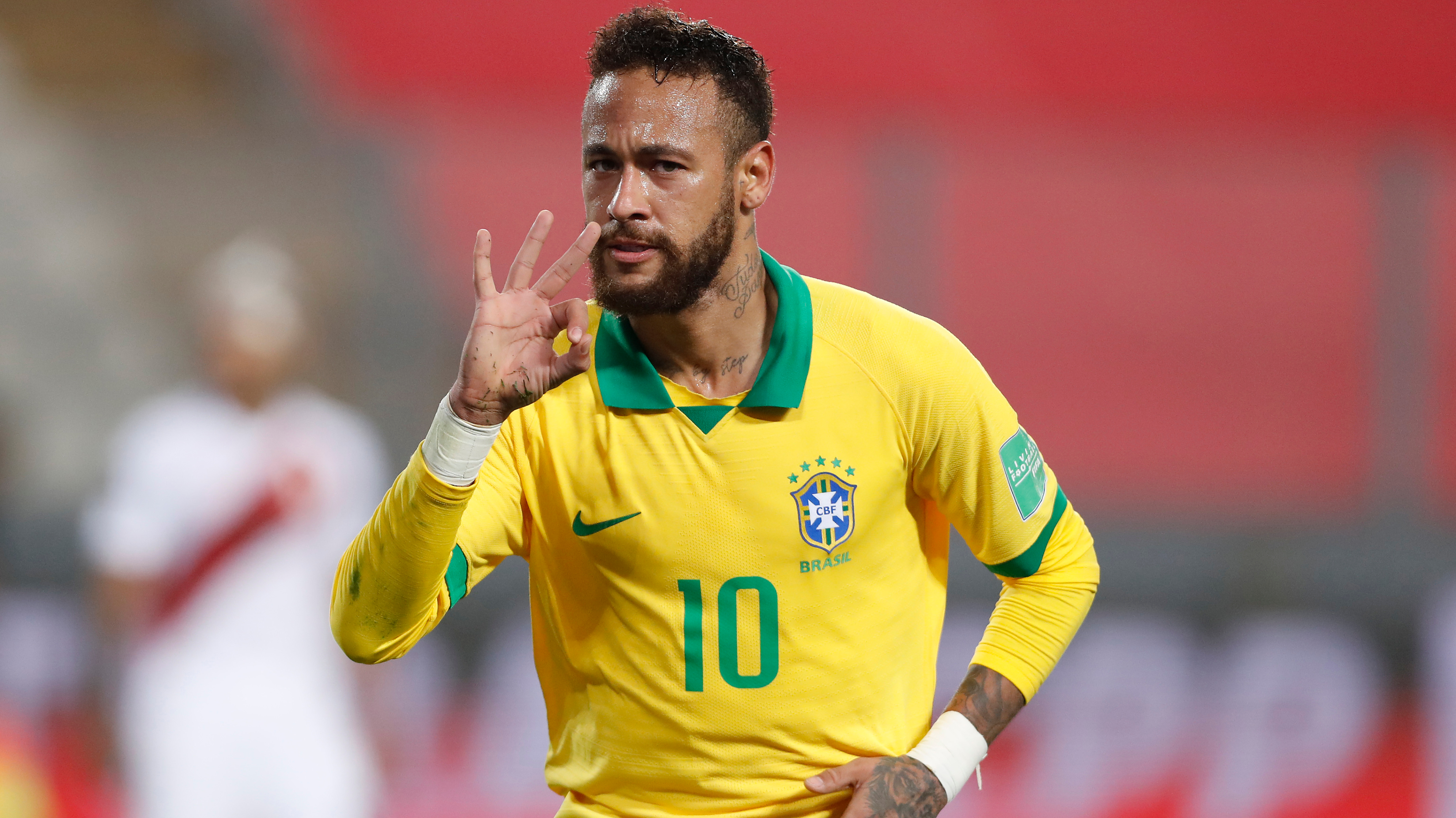 Tabarez relieved to be facing Brazil without Neymar