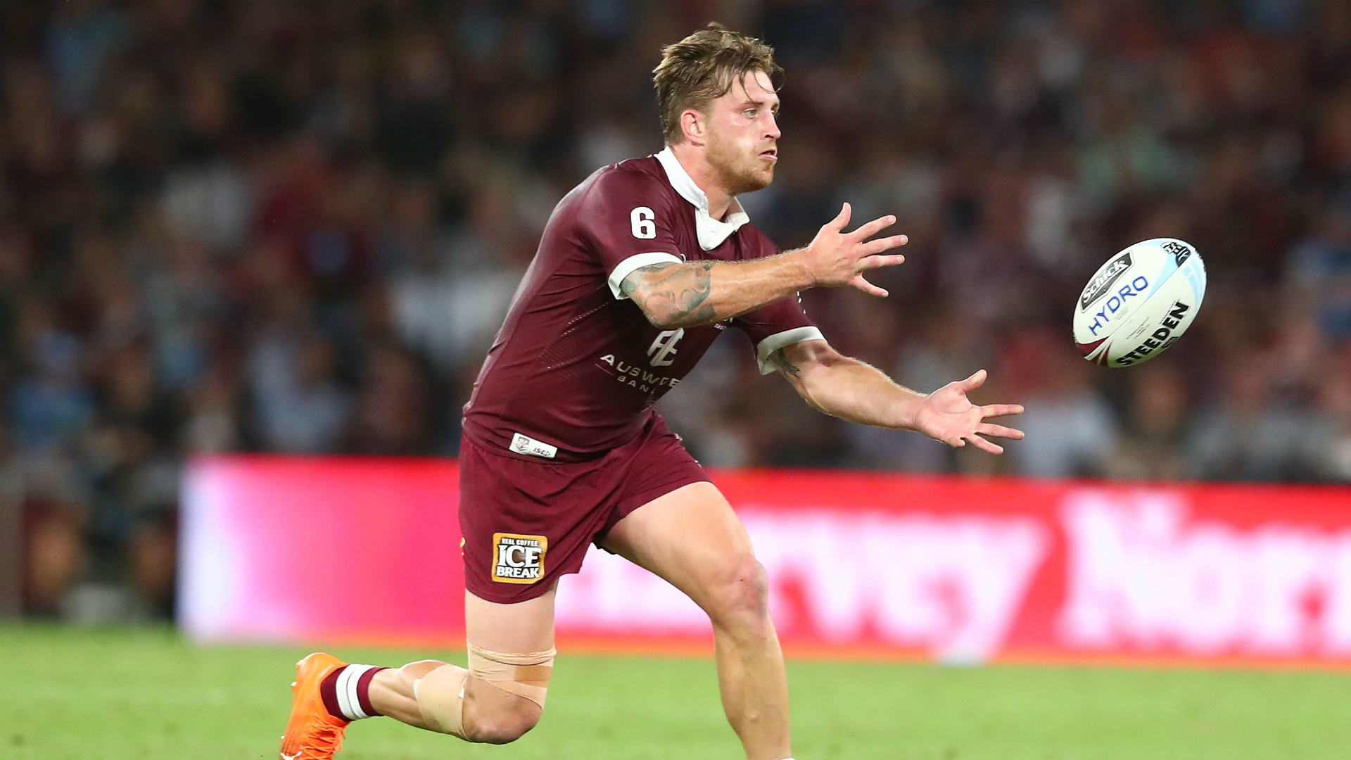 Queensland 20-14 New South Wales: Marvellous Munster inspires Origin triumph