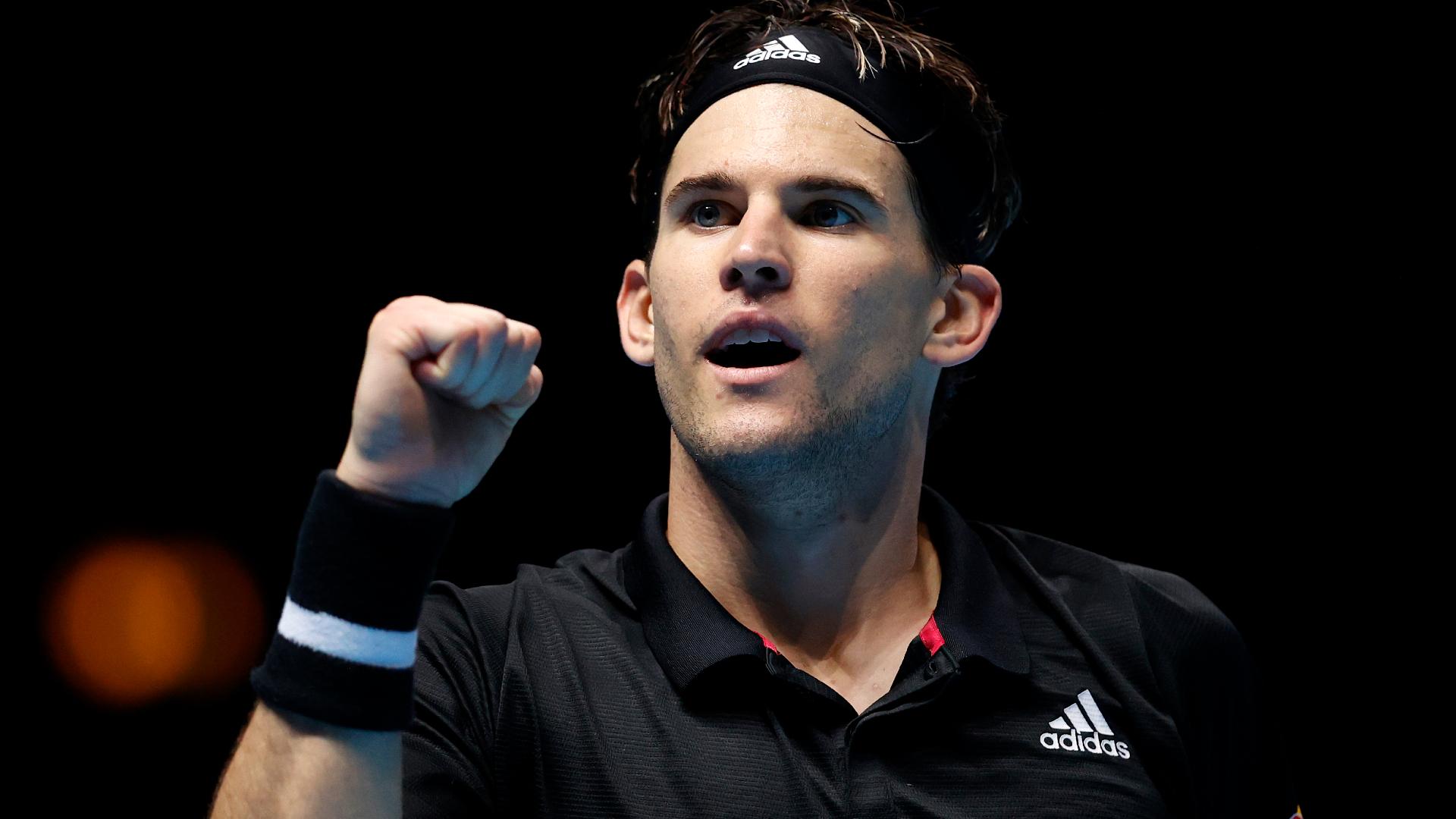 ATP Finals: Sensational Thiem downs Nadal in London classic