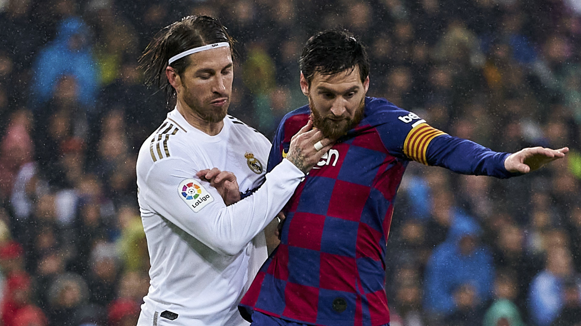 Tebas wants Messi and Ramos to stay in LaLiga, criticises Man City