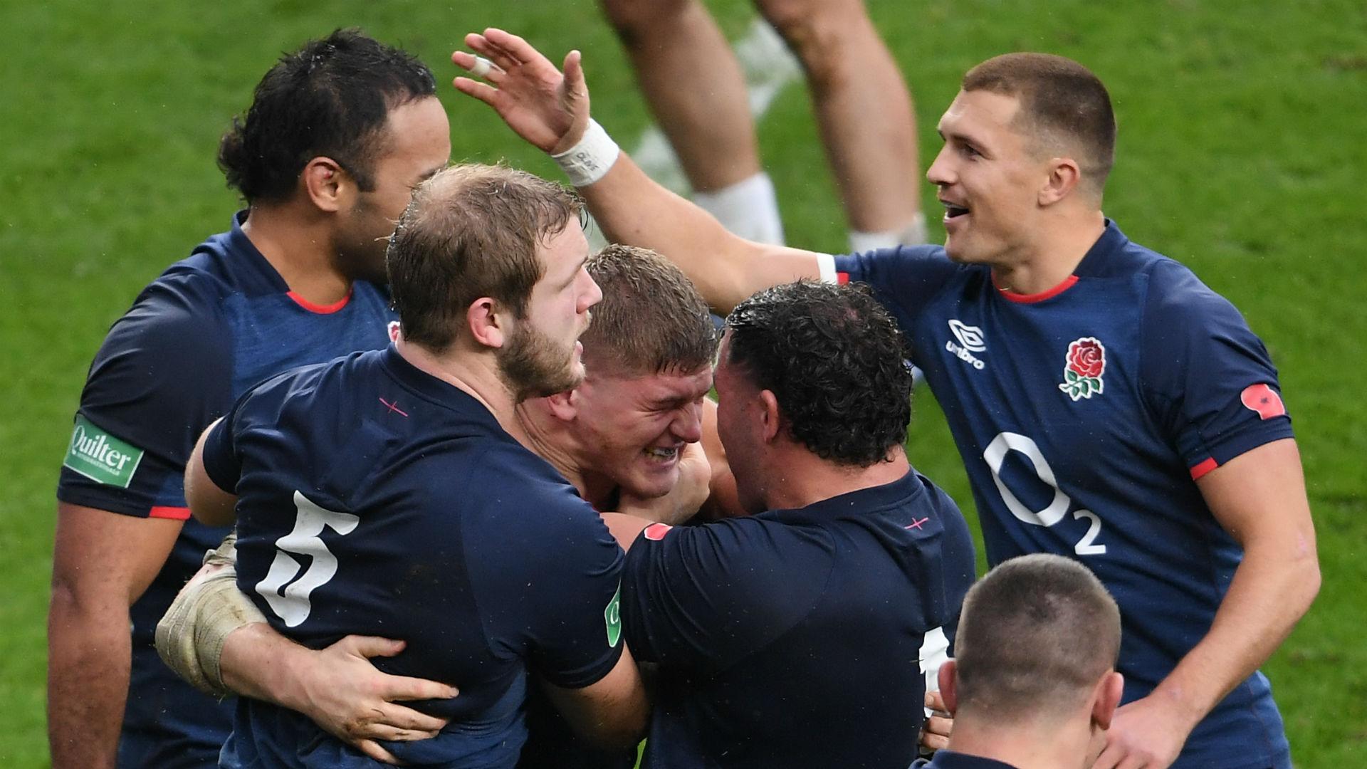 Willis left out of England squad to face Ireland despite impressive debut