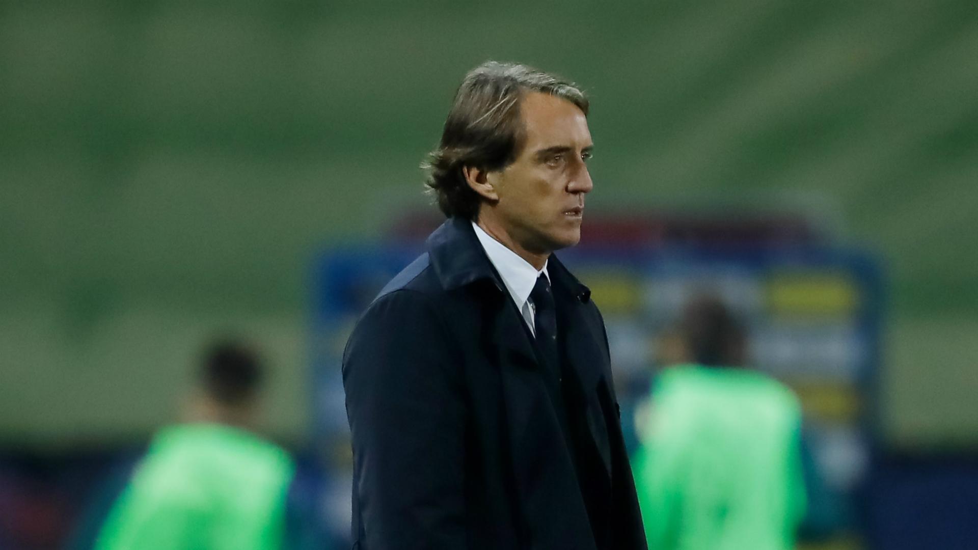 Italy boss Mancini faces 'big problem' selecting Euro 2020 squad