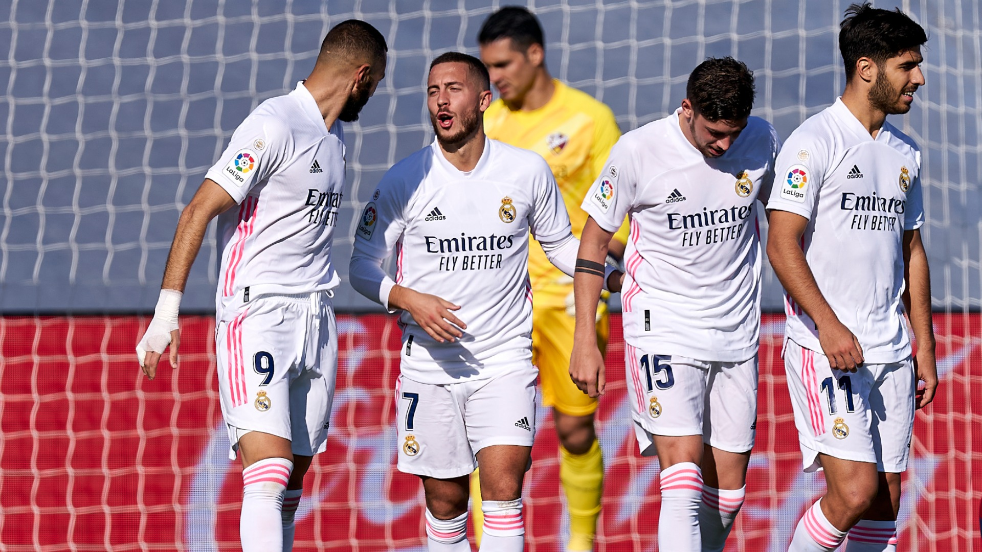 Zidane backs Benzema, Hazard and Asensio to 'define an era' for Real Madrid