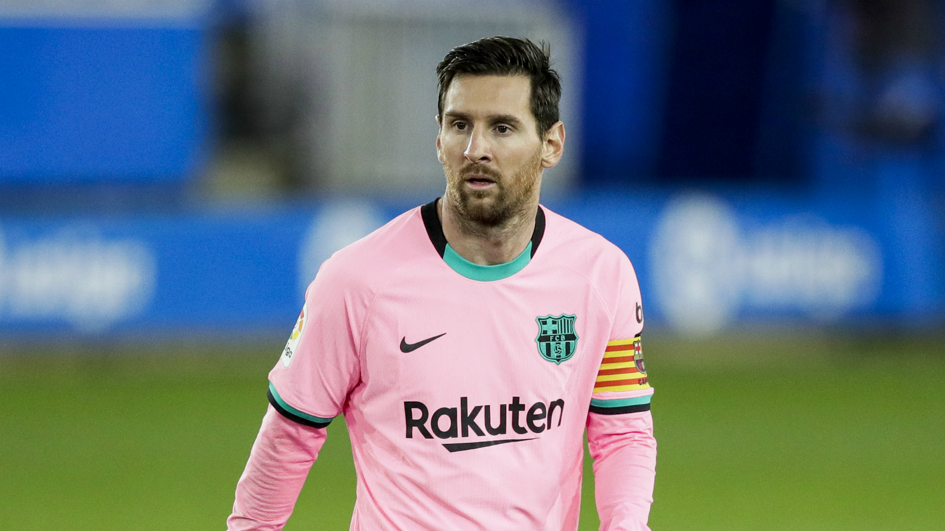 Guardiola would love for Messi to see out career at Barcelona