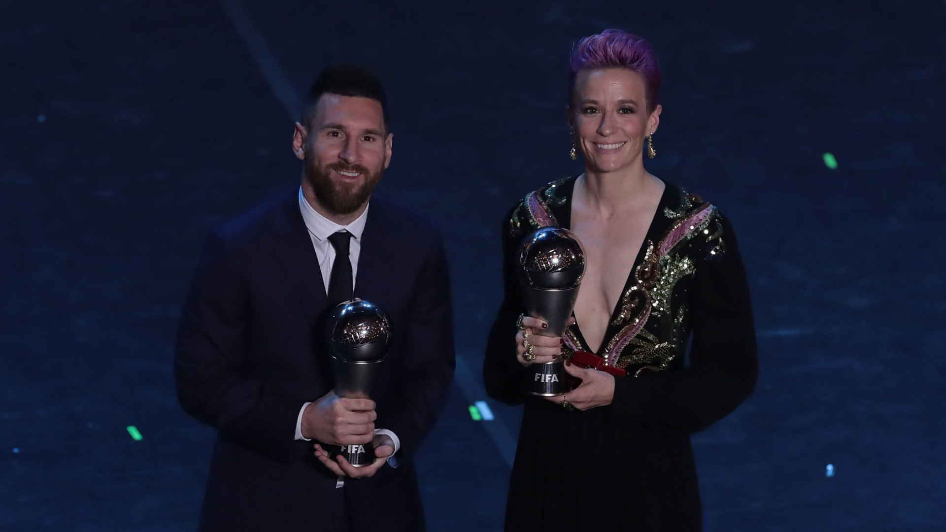 FIFA books in The Best awards despite Ballon d'Or absence in 'extraordinary year'