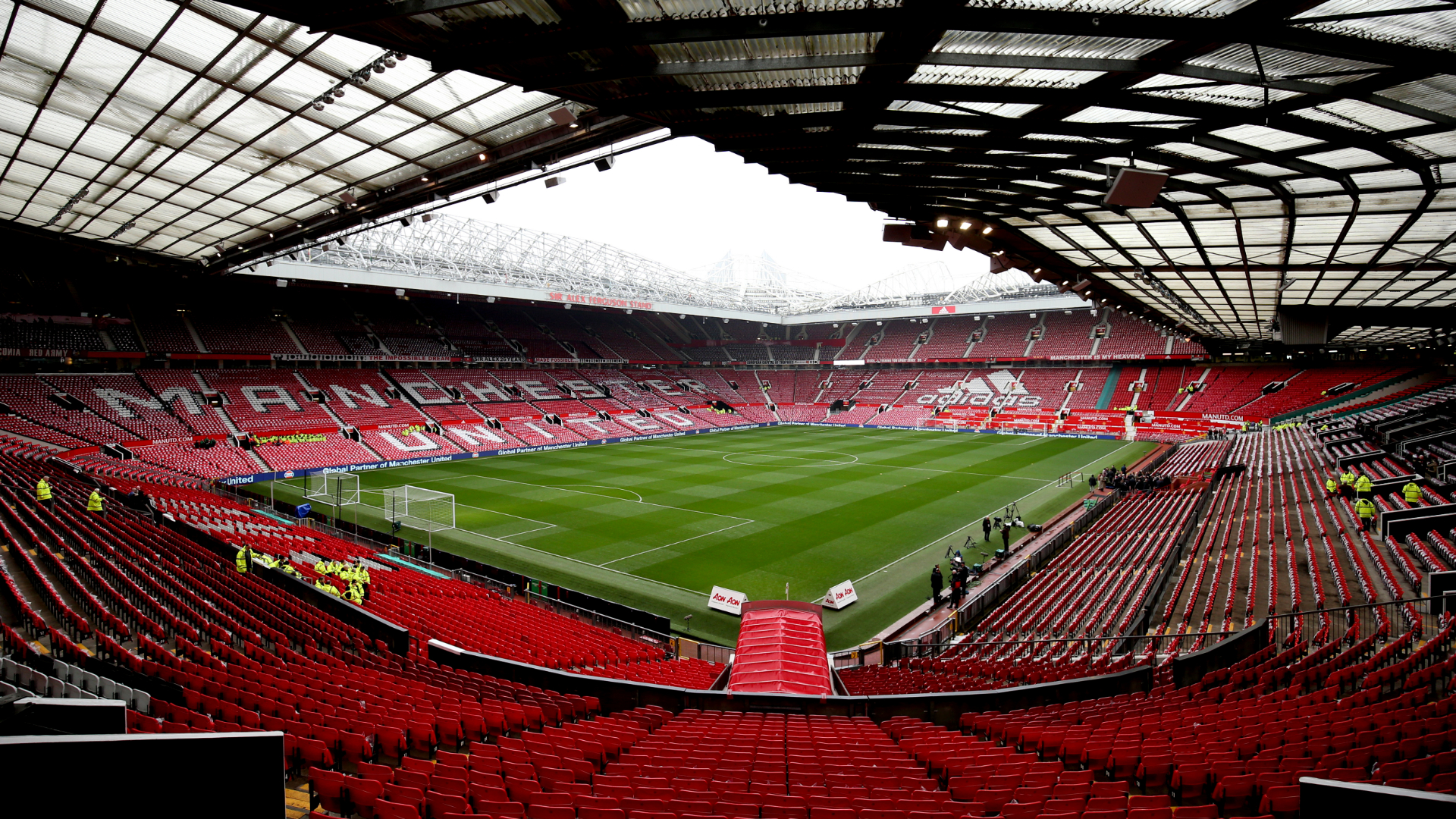 Manchester United victims of 'sophisticated' cyber attack