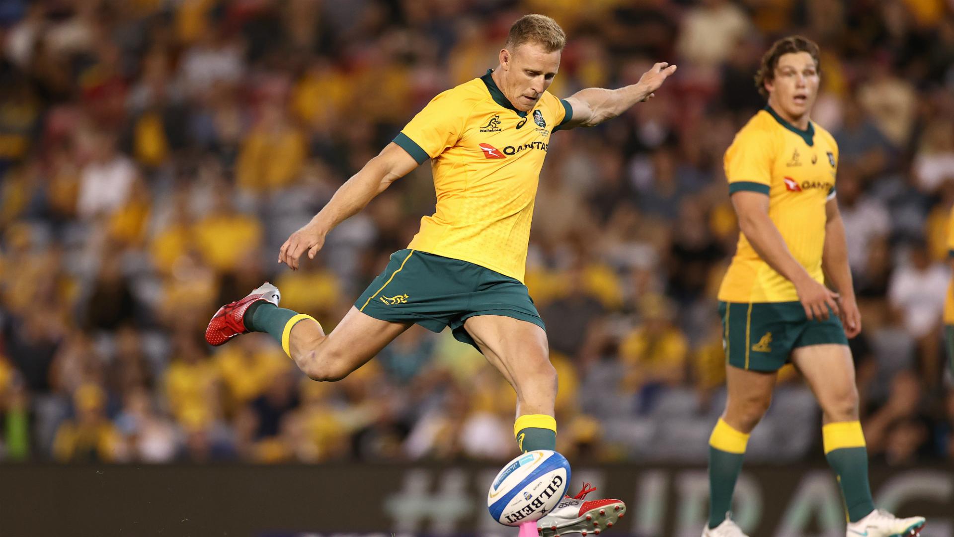 Argentina 15-15 Australia: Wallabies denied as Hodge fluffs late penalty chance