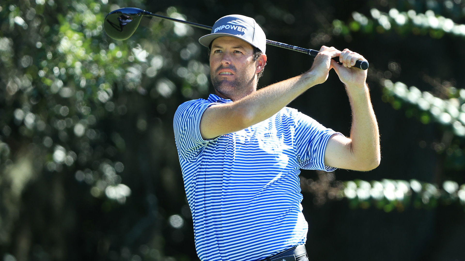 Streb matches career low to lead RSM Classic