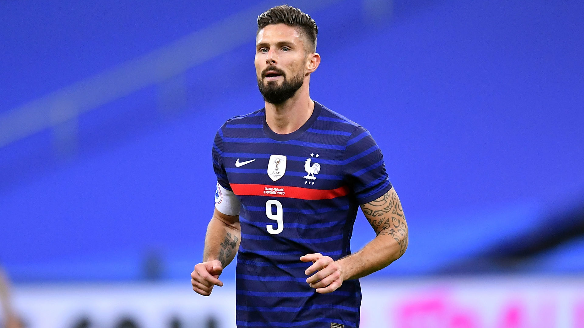 Giroud prepared for January decision amid 'worrying' situation at Chelsea