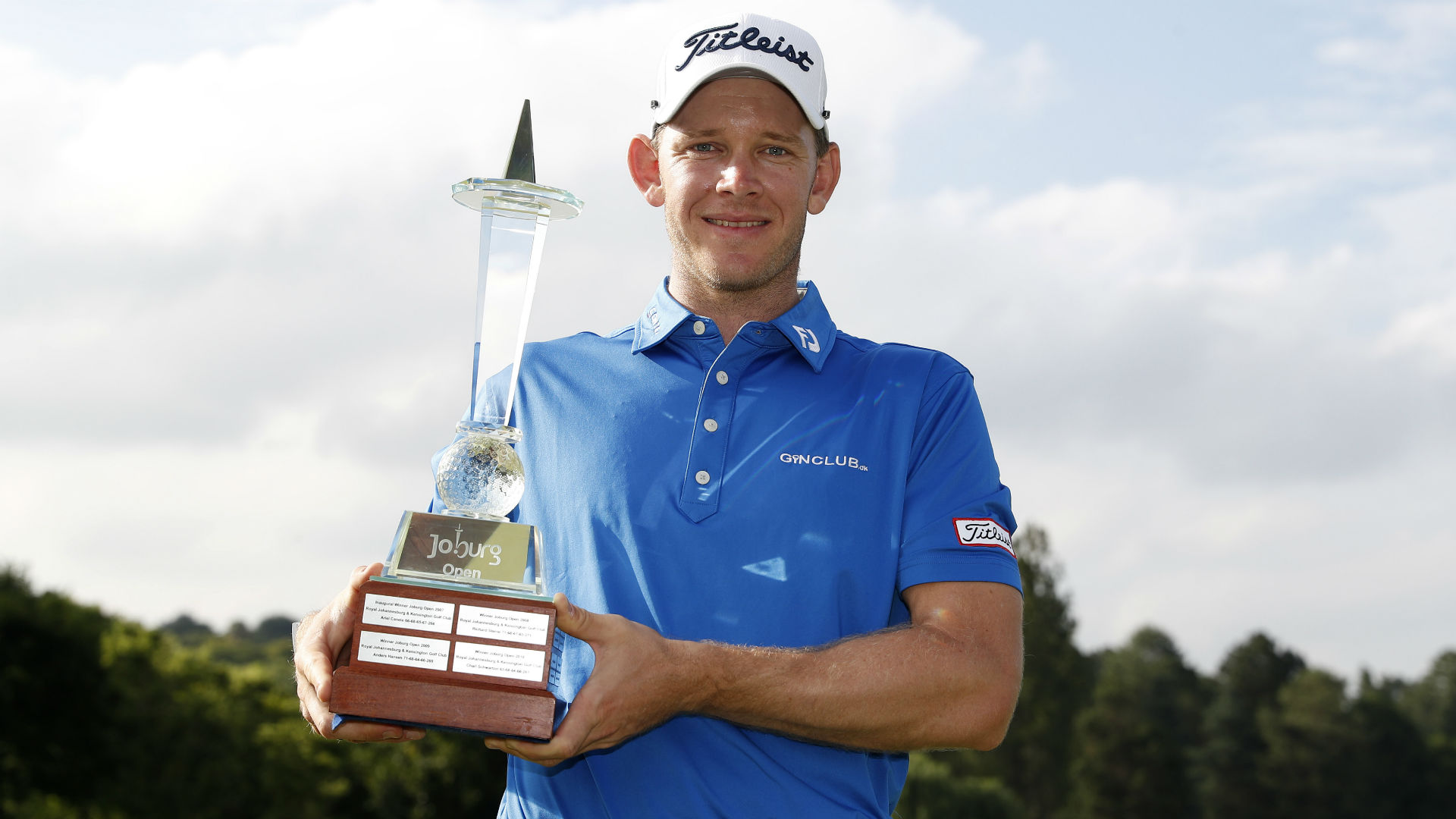 Hansen holds his nerve to seal maiden triumph at Joburg Open