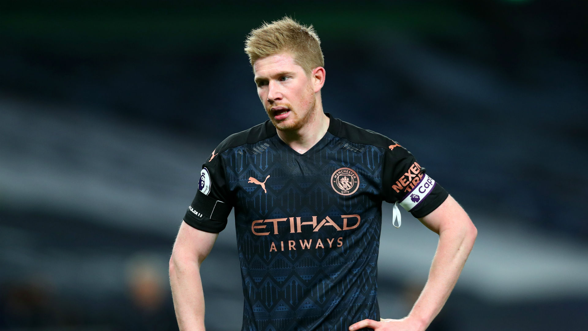 De Bruyne on Jesus handball: I don't know the rules anymore