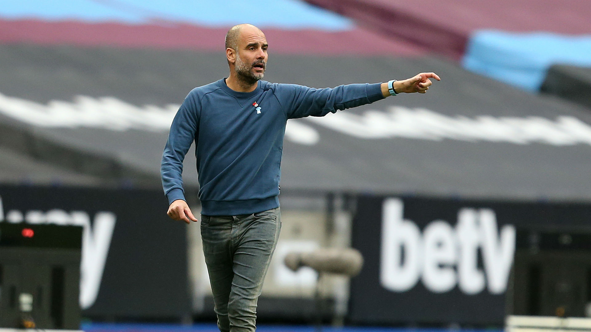 Guardiola: The Premier League has made me a better manager