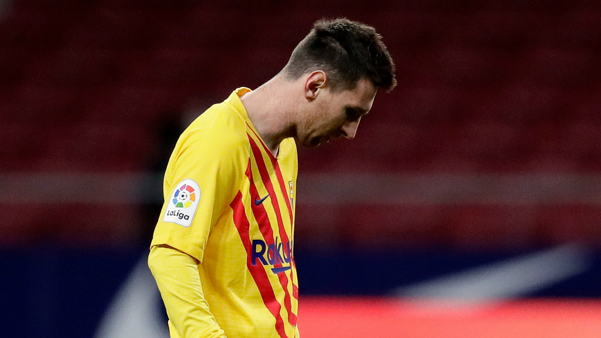 Messi needs a rest – Koeman leaves captain and De Jong out of Kiev trip