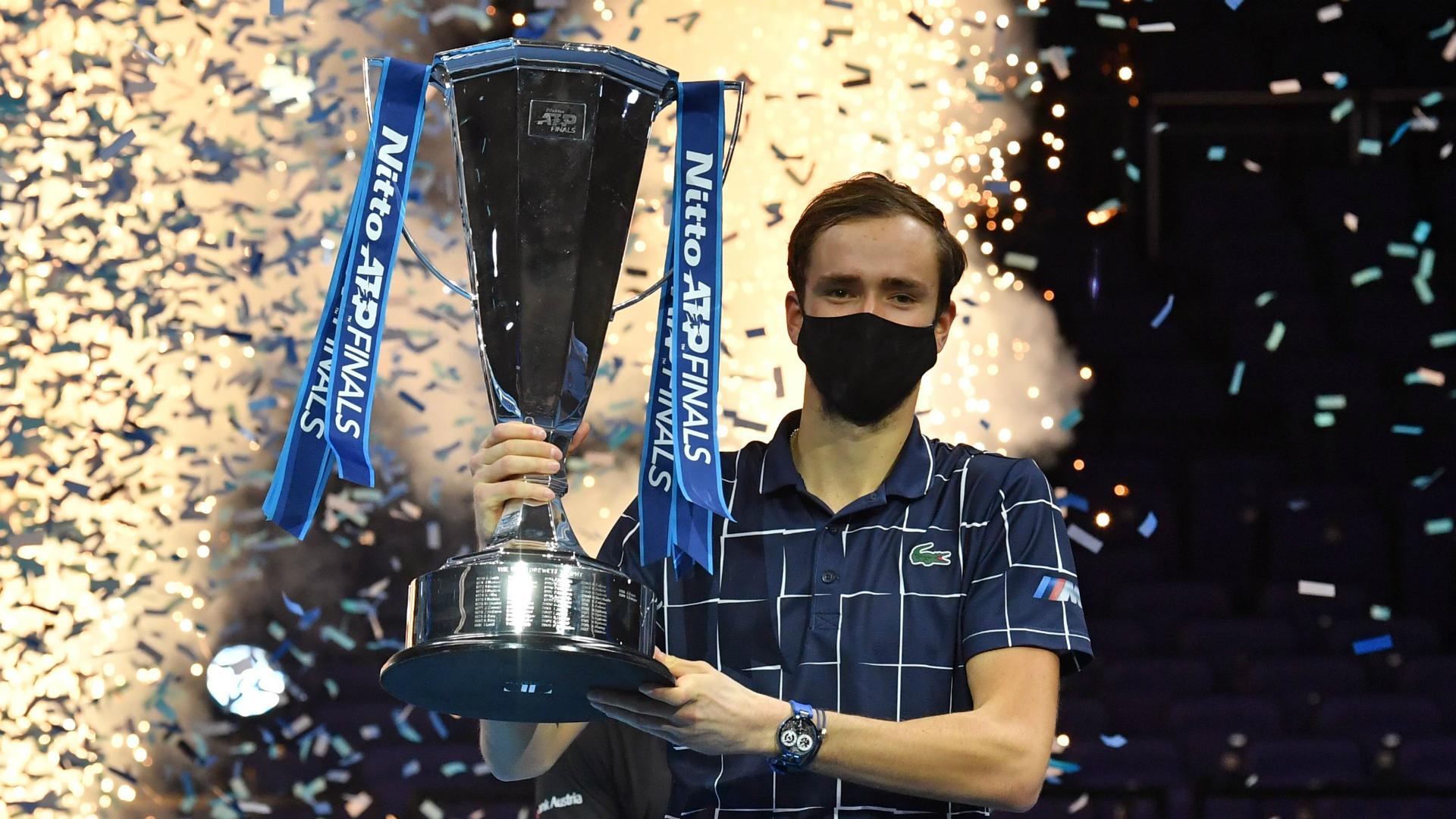 ATP Finals: Medvedev wants more Thiem tussles after revelling in one of his 'best victories'