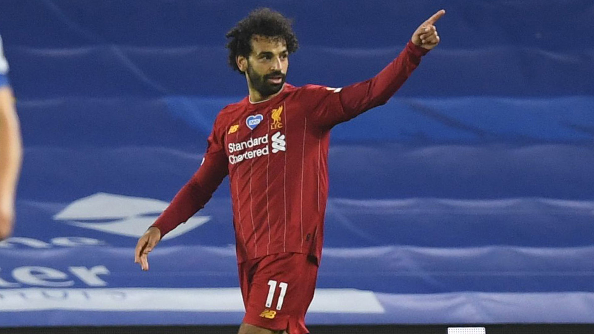 Salah to return to training on Monday in boost for Liverpool