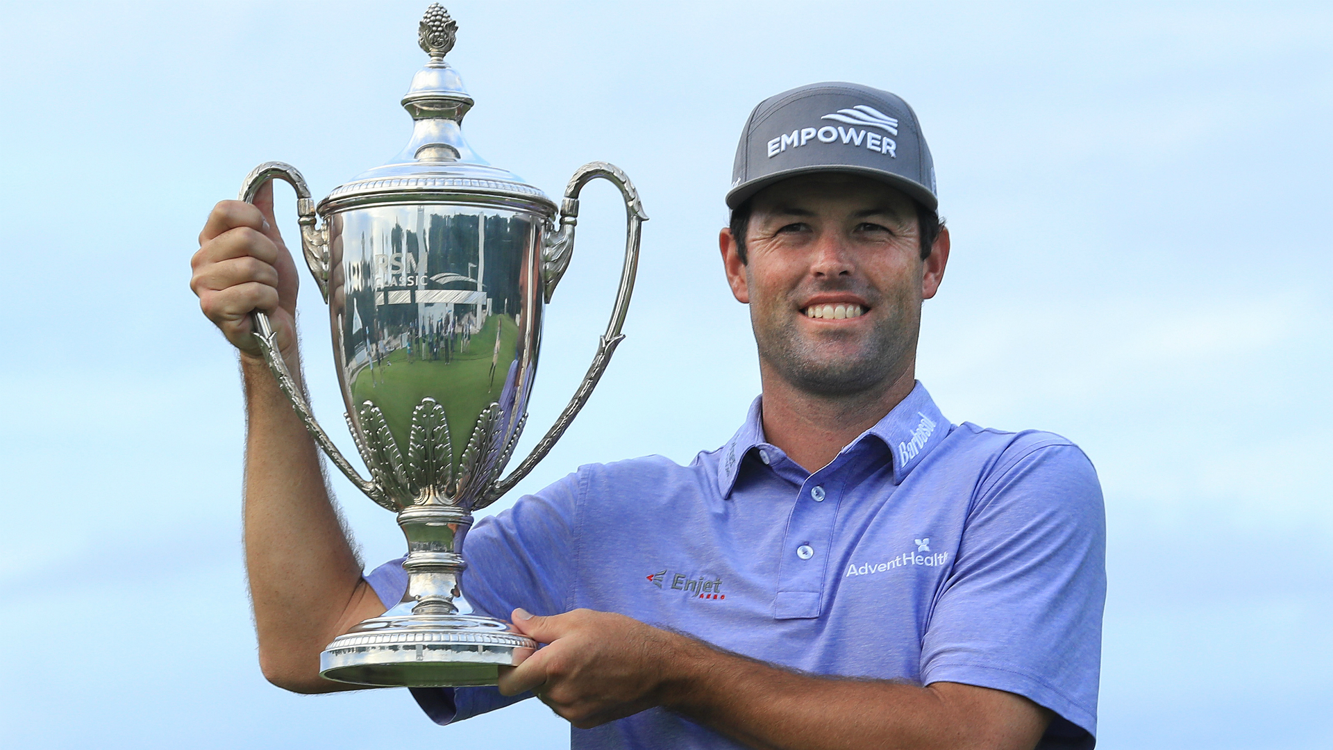 Streb ends title drought with play-off win at RSM Classic