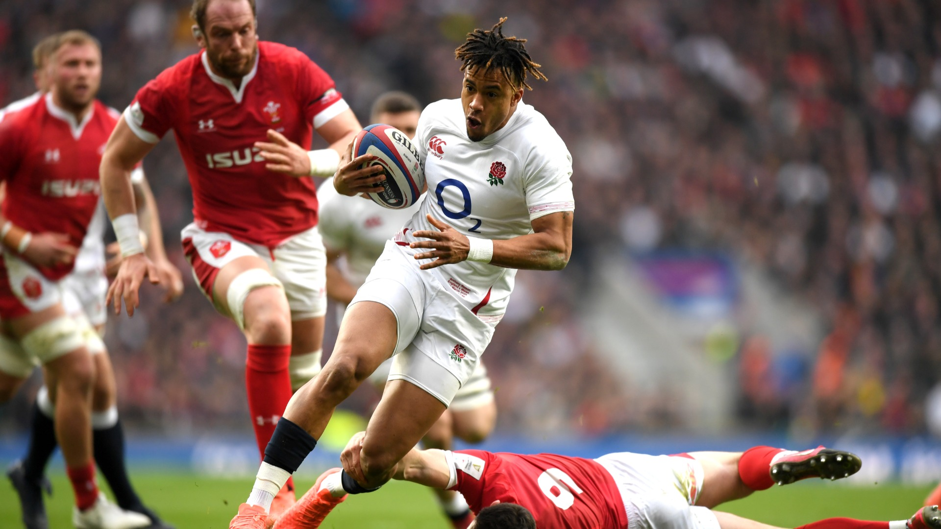 Watson and Cowan-Dickie return to England squad for Wales clash
