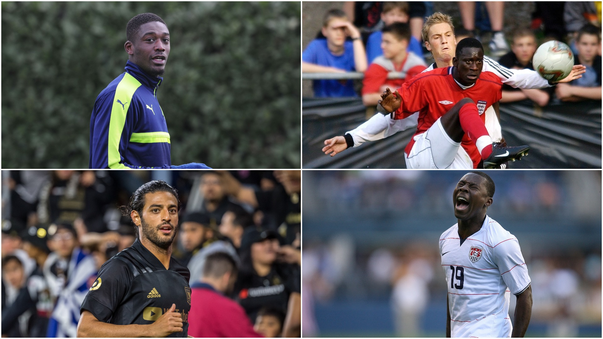 Football Manager 2021: How Cherno Samba, Freddy Adu and other legends of the game fared in real life