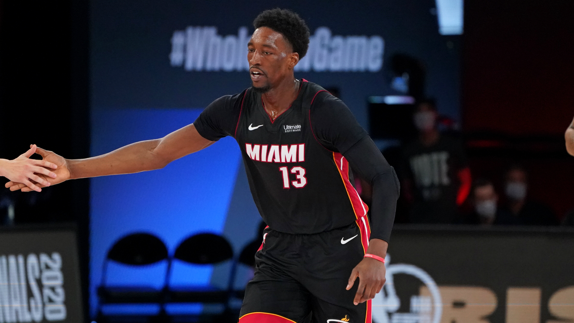 Heat's Adebayo agrees five-year max contract in Miami