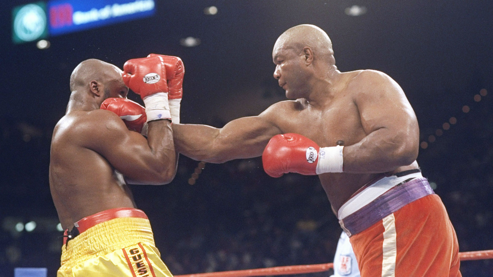 Tyson v Jones Jr: George Foreman, Sugar Ray Leonard and more famous comeback stories in boxing