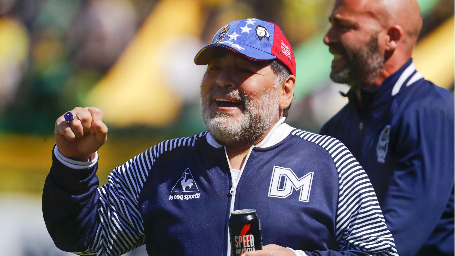 Diego Maradona dies: Guardiola pays tribute to 'man of joy' as Klopp hails Argentina great