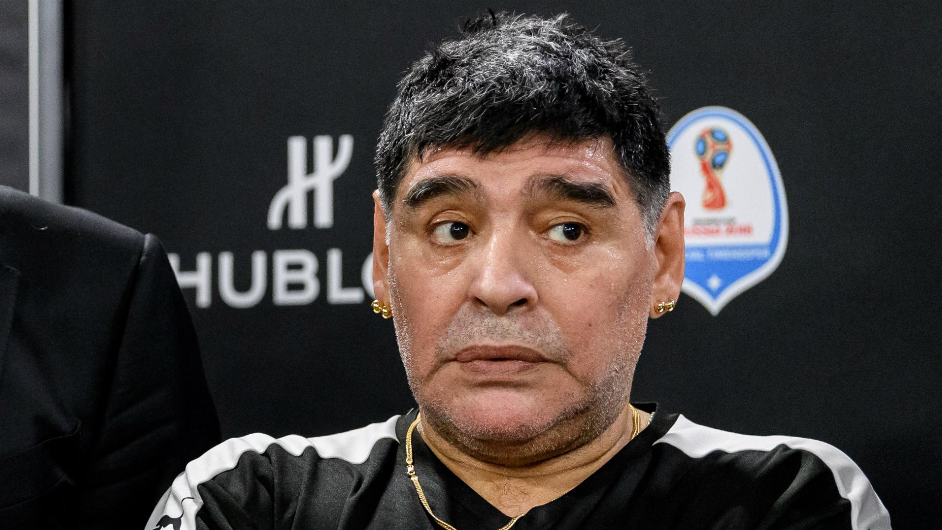 Diego Maradona dies: Boca Juniors' Copa Libertadores clash postponed
