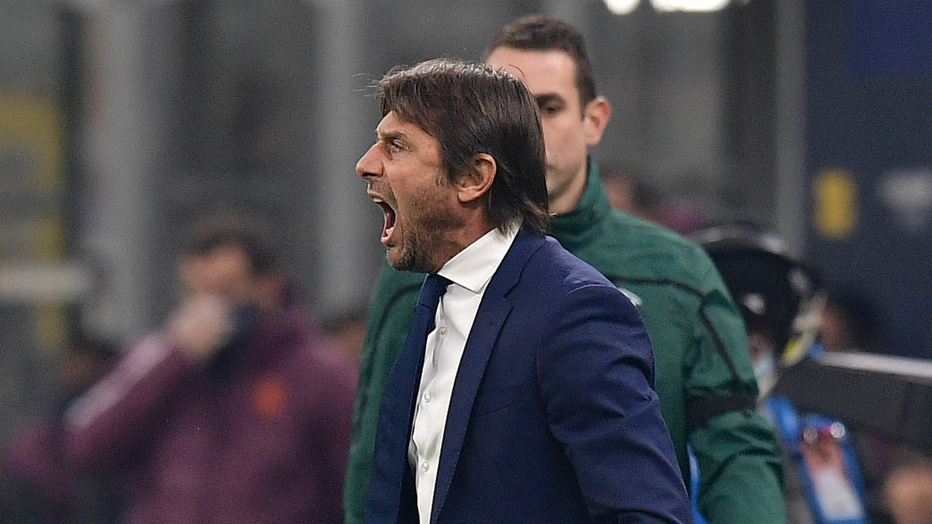 Conte: Real Madrid defeat shows the path Inter must take