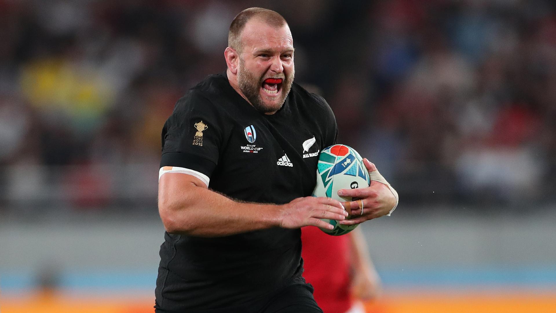 Moody set for 50th Test as All Blacks make three changes for Pumas clash