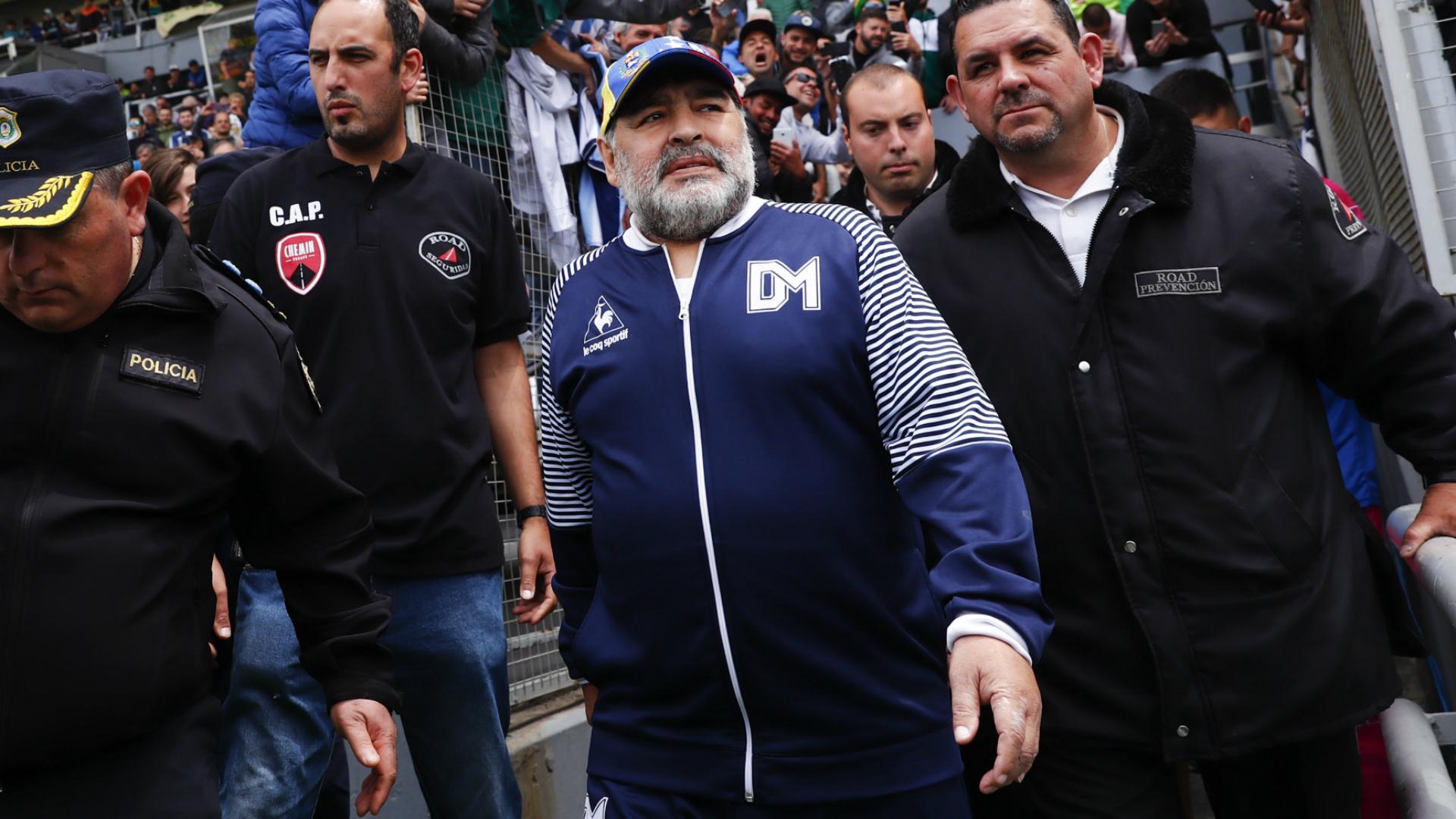 Diego Maradona dies: A God, a King – Reid pays tribute to football royalty
