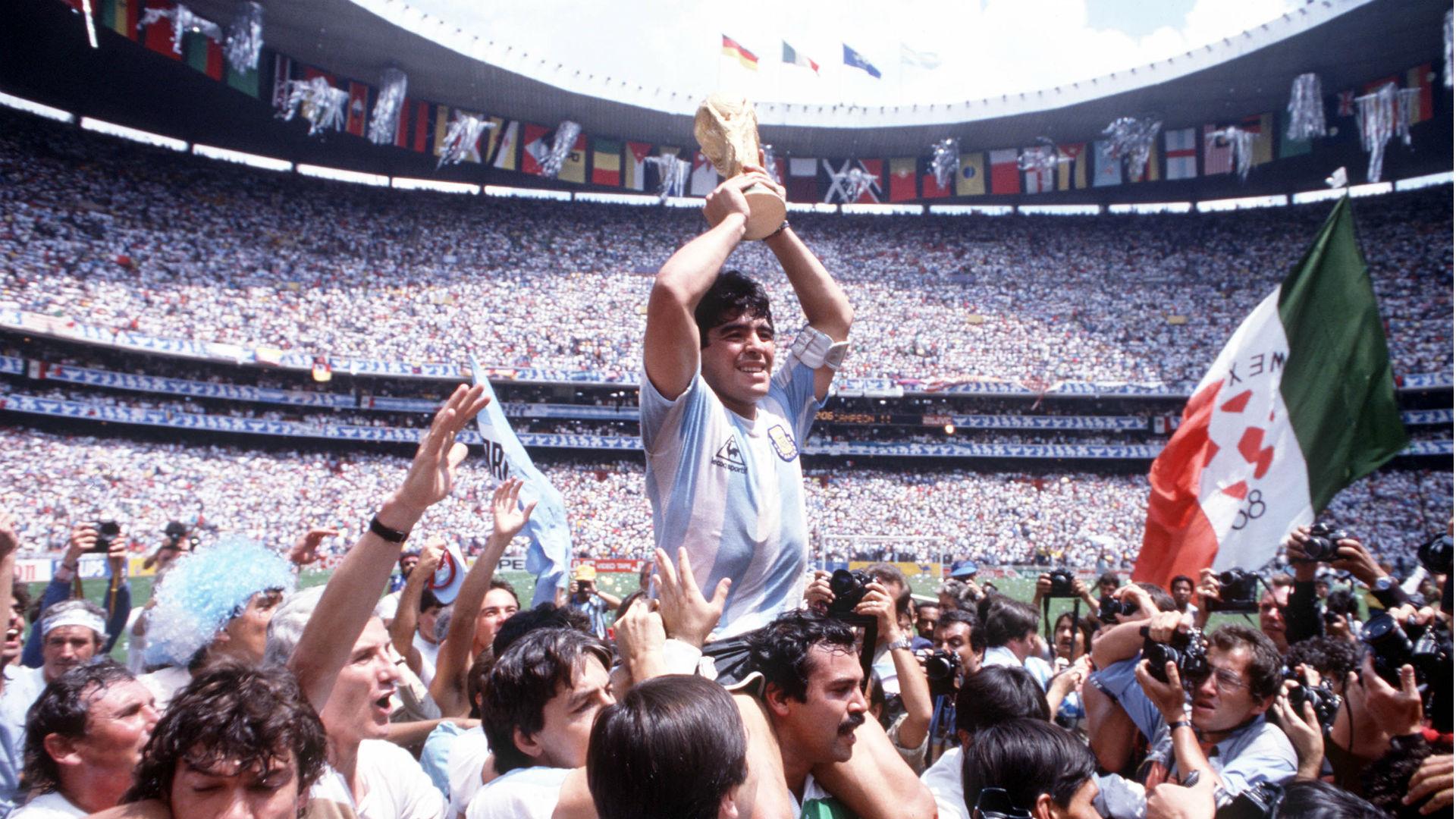 Diego Maradona dies: The Golden Boy leaves an eternal legacy