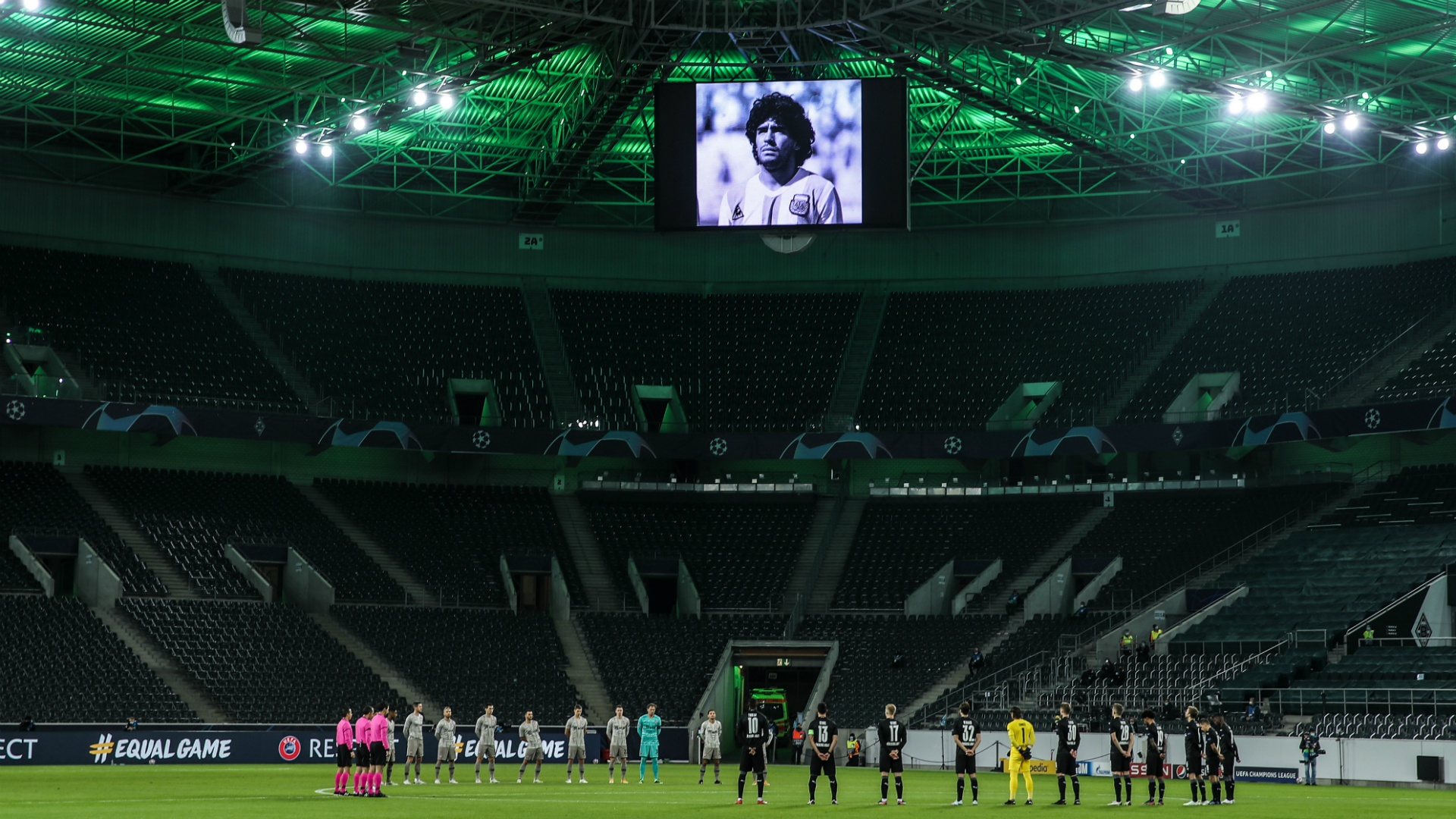 Diego Maradona dies: UEFA to hold a minute's silence to honour Argentina great