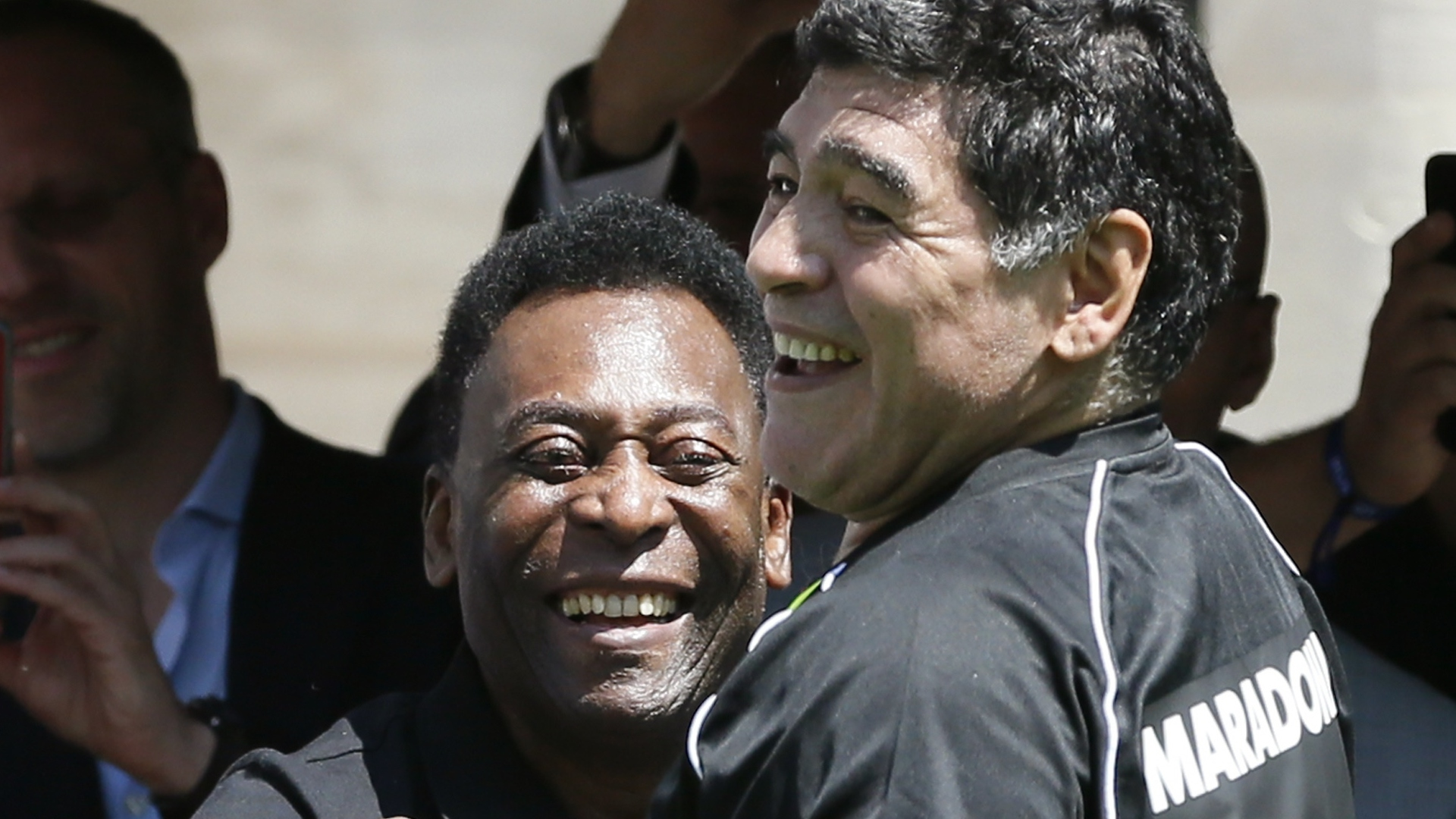 Diego Maradona dies: A great friend and a legend – fellow great Pele offers emotional tribute