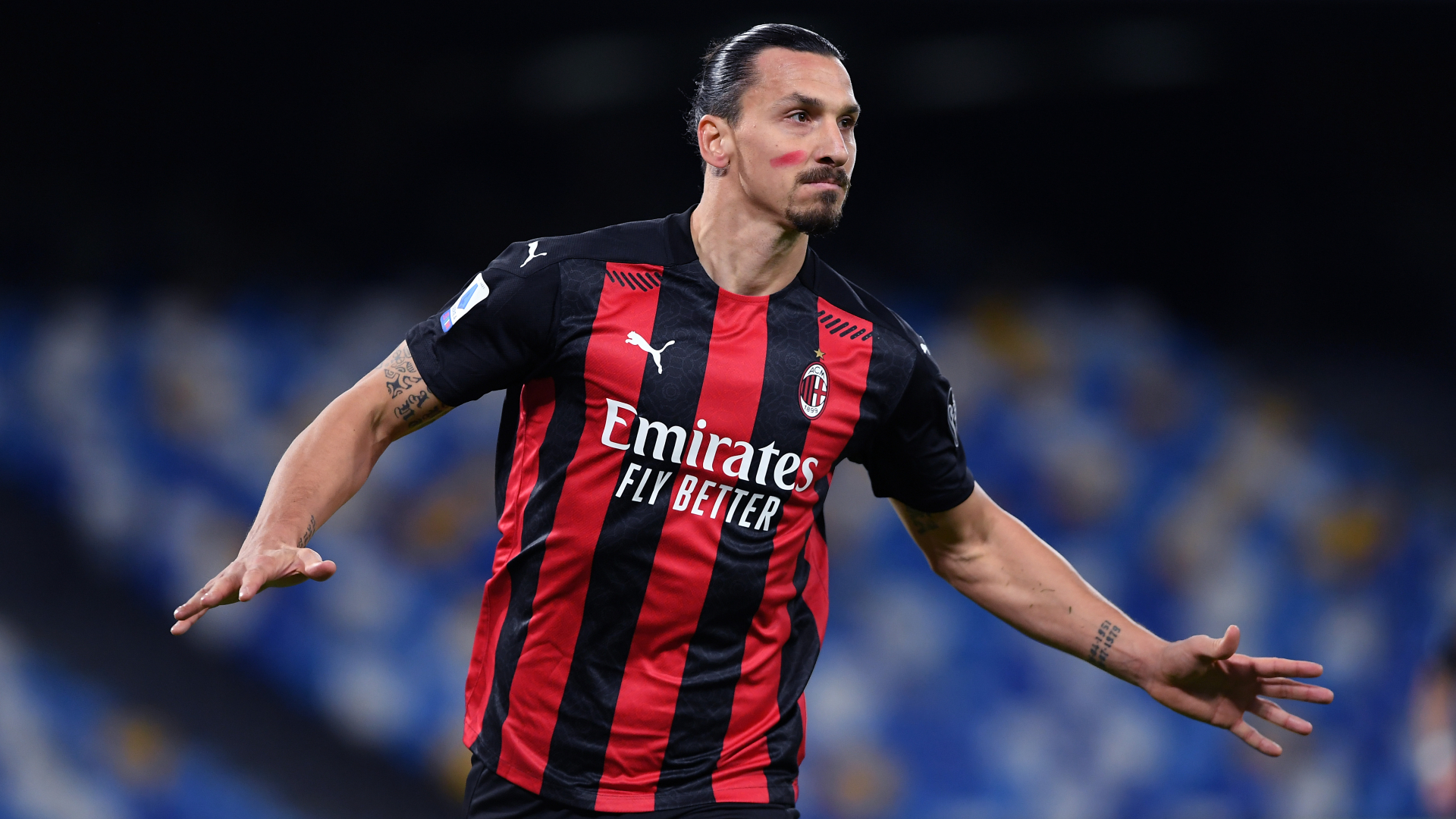 Ibrahimovic says injury 'nothing serious' and he misses playing for Sweden