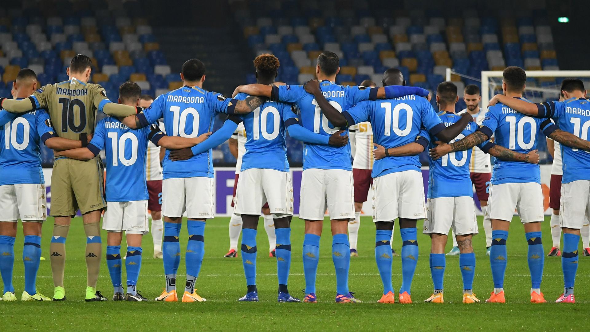 Diego Maradona dies: 'Tough to pull that shirt on', says Napoli's all-time leading scorer Mertens