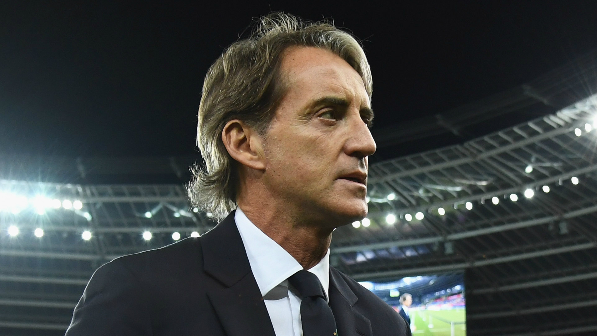 Mancini's Italy end four-year absence from FIFA rankings elite