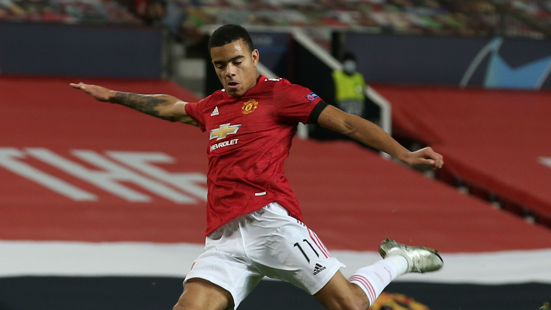 Greenwood returns for Man Utd as Van de Beek makes first Premier League start