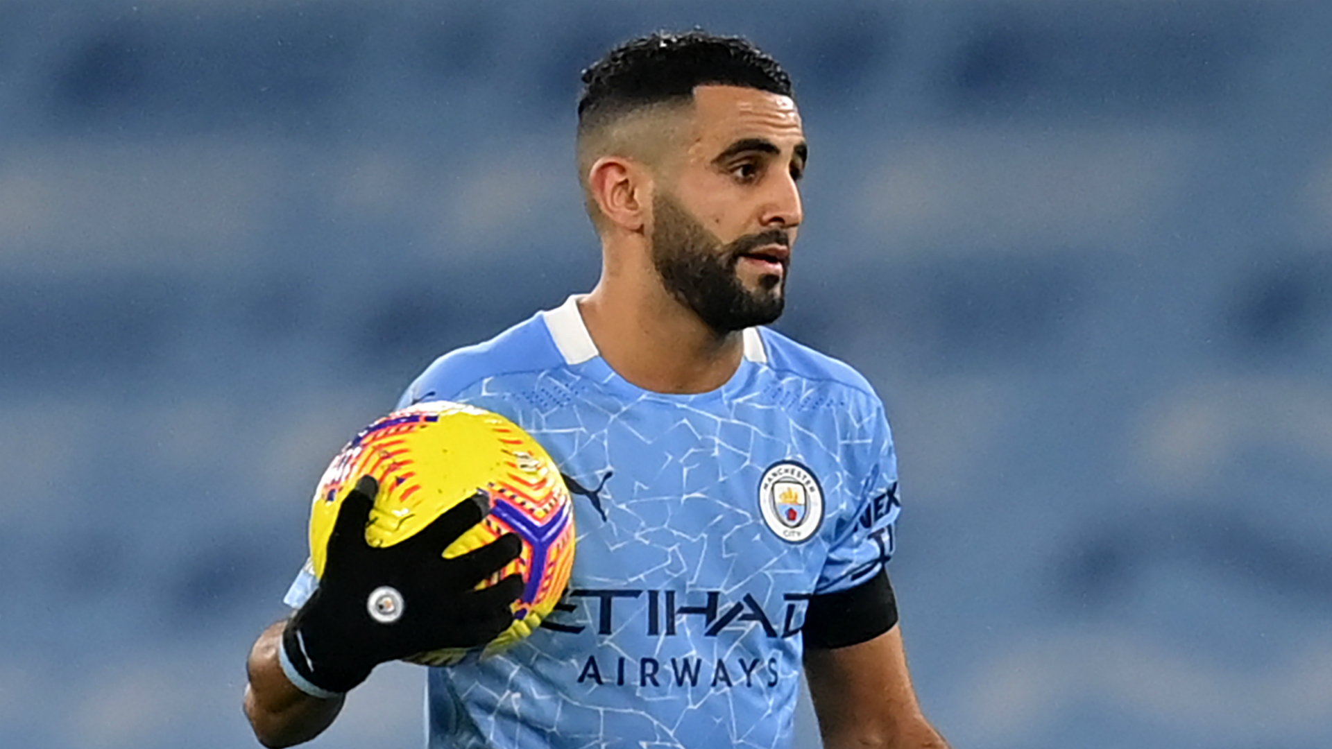 Guardiola hails clinical Mahrez, says Man City top performers will not be rotated
