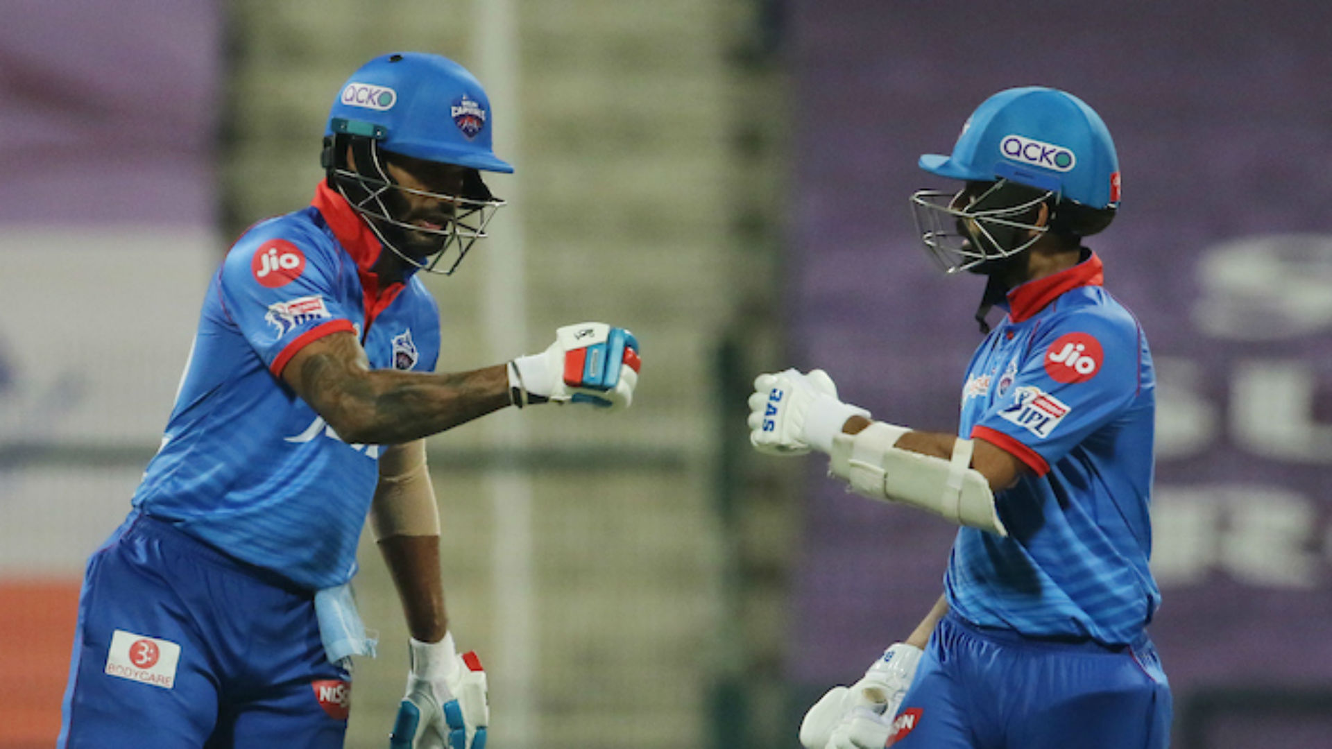 Capitals seal second place, RCB qualify despite defeat