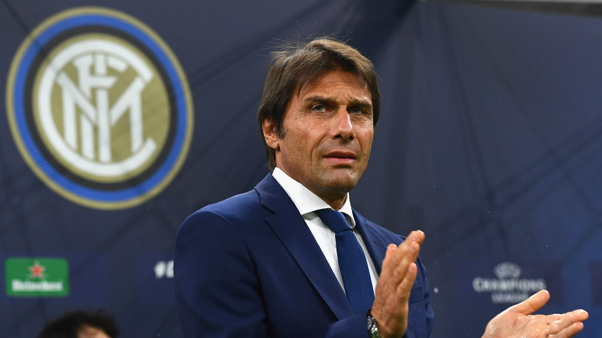 Inter's Conte rejected chance to manage Real Madrid